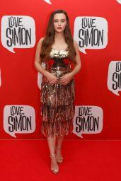 """Katherine Langford - """"Love Simon"""" Red Carpet in Sydney"""
