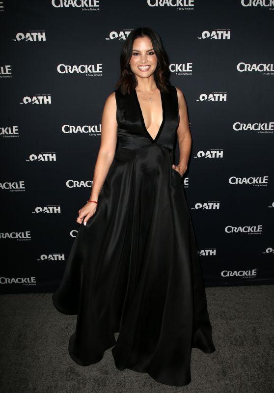 """Katrina Law – """"The Oath"""" TV Series Premiere in LA"""