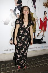 """Katy Daghorn - """"The Play That Goes Wrong"""" at The Duchess Theatre in London 03/28/2018"""