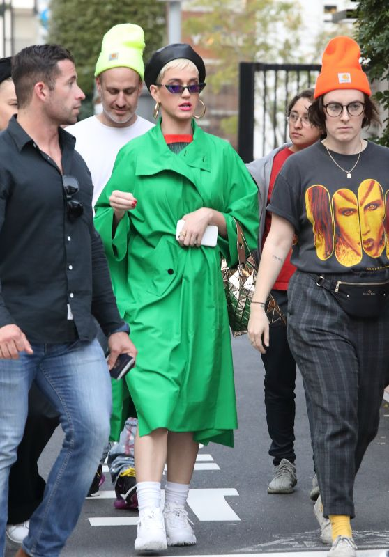 Katy Perry - Out in Tokyo, Japan 03/29/2018