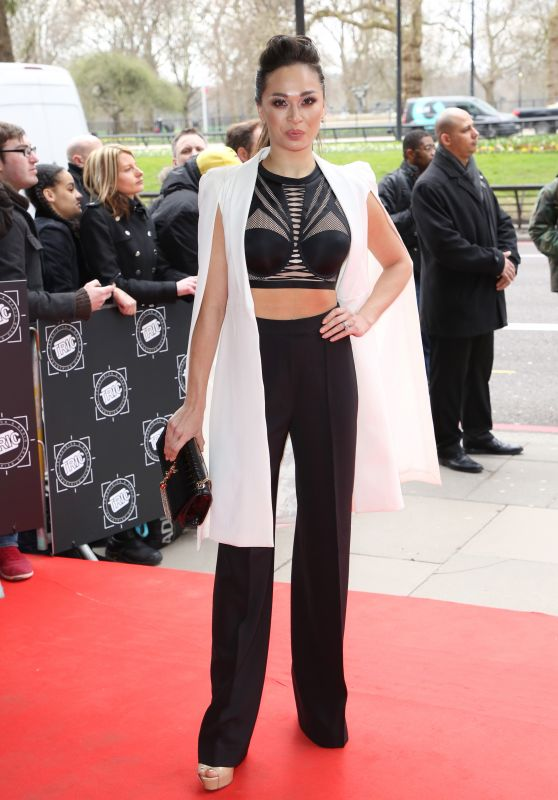 Katya Jones – TRIC Awards 2018