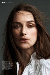 Keira Knightley - Elle Magazine France March 2018