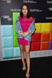 "Kelli Berglund – ""The Zendaya Edit"" Block Party in LA"