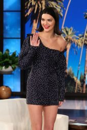 Kendall Jenner at The Ellen DeGeneres Show in Burbank 03/14/2018