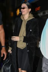 Kendall Jenner in Travel Outfit - LAX in LA 03/17/2018