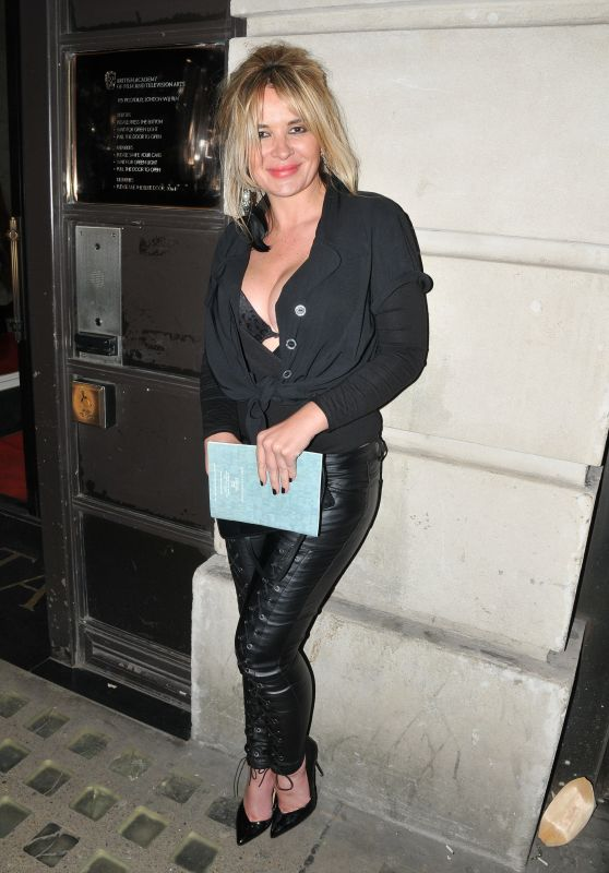 Kierston Wareing – InterTalent's Launch Party at BAFTA in London 03/06/2018