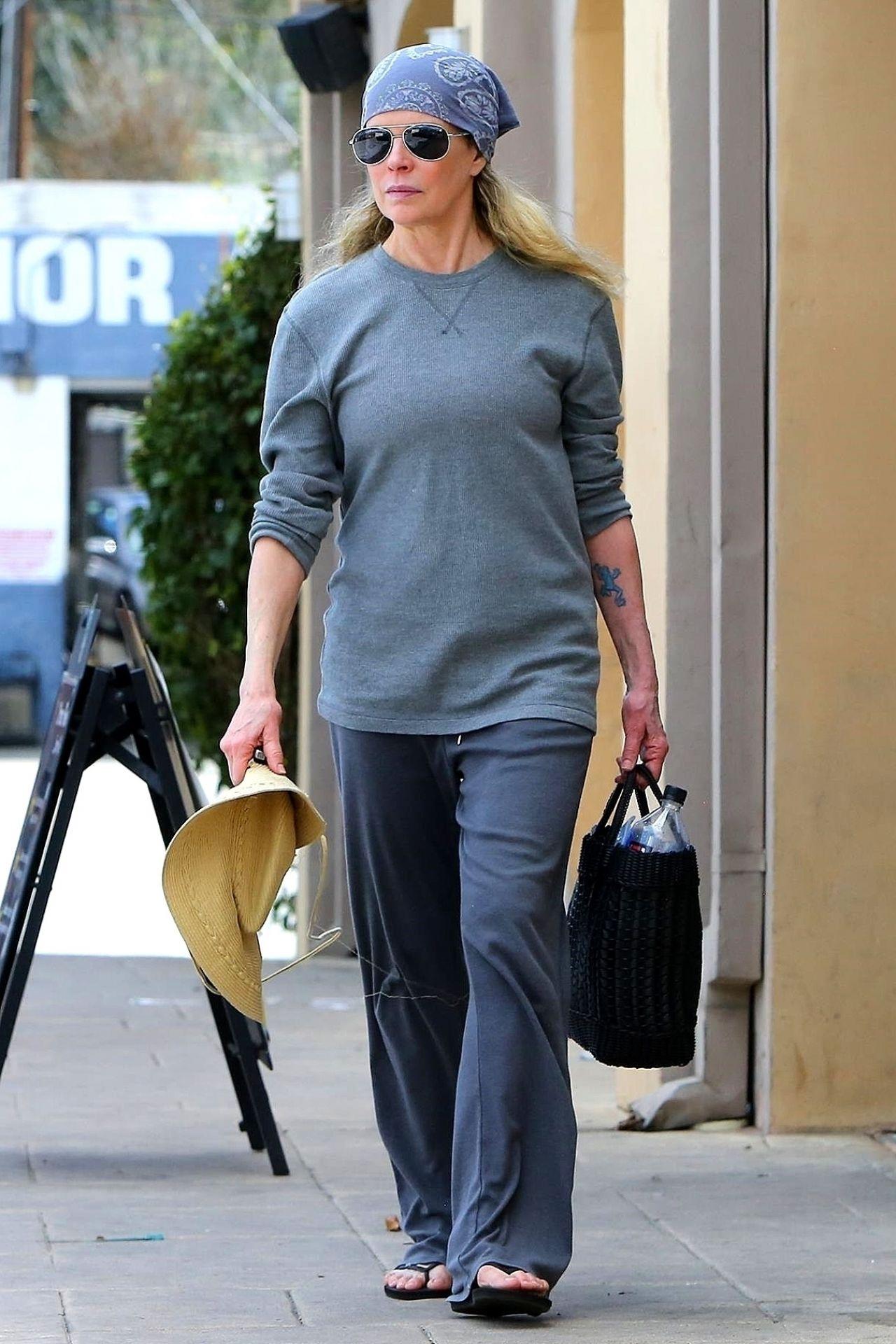 Kim Basinger Street Style Los Angeles 03 14 2018