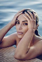 Kim Kardashian - Elle April 2018