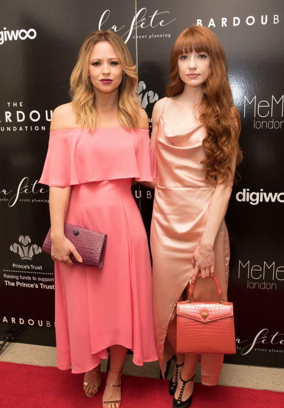 Kimberley Walsh and Nicola Roberts - Bardou Foundation Women