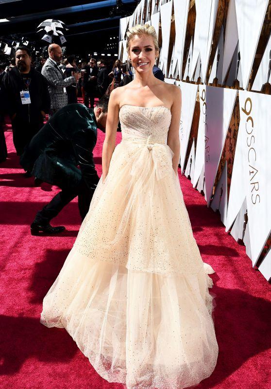 Kristen Cavallari on Red Carpet - Oscars 2018