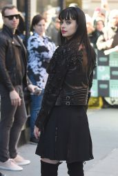 Krysten Ritter at Build Series in New York City 03/06/2018