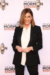 Kylie Gillies – The Book Of Mormon Opening Night in Sydney 03/09/2018