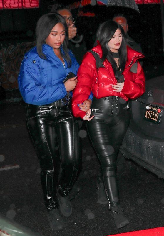 Kylie Jenner - Leaving Tristan Thompson