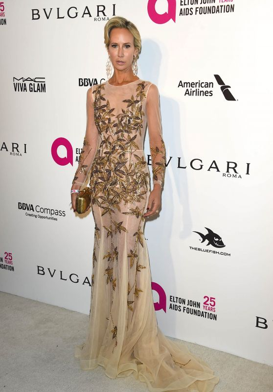 Lady Victoria Hervey – Elton John AIDS Foundation's Oscar 2018 Viewing Party in West Hollywood