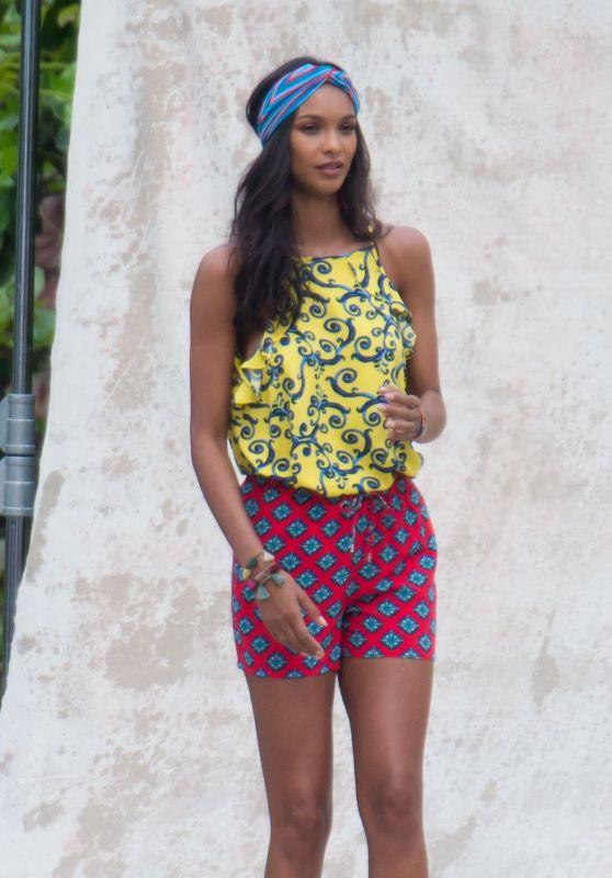 Lais Ribeiro - Fashion Photoshoot in Miami 03/07/2018