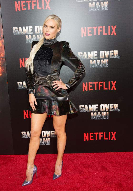 "Lana - ""Game Over, Man!"" Premiere in LA"