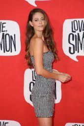 "Lana Jeavons-Fellows – ""Love Simon"" Red Carpet in Sydney"
