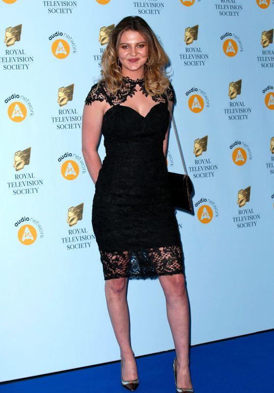 Lara Peake – 2018 RTS Programme Awards in London