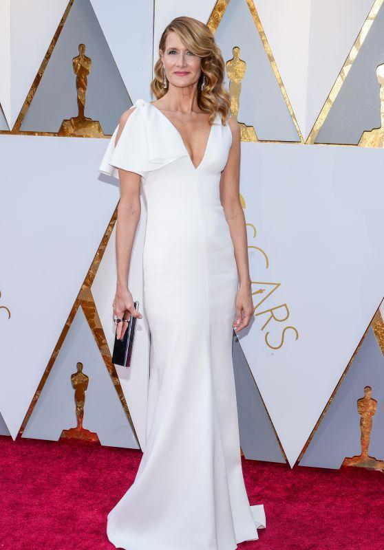 Laura Dern – Oscars 2018 Red Carpet