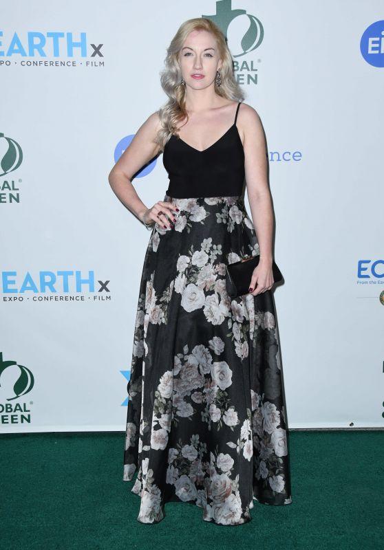 Laura Linda Bradley - 2018 Global Green Pre-Oscar Gala