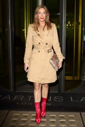 Laura Pradelska at Rochelle for New Look Launch Party in London 03/15/2018