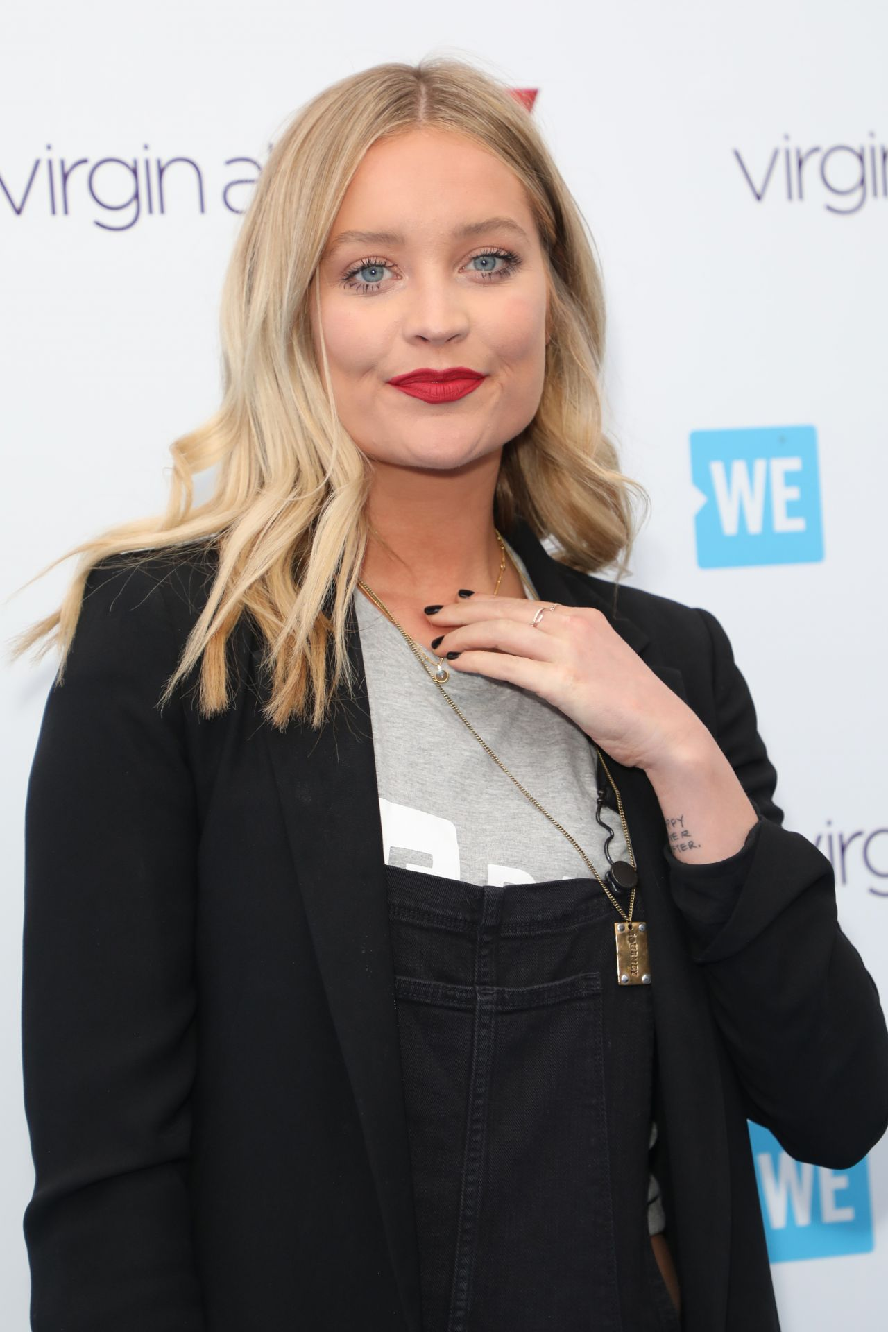 Laura Whitmore We Day In London 03 07 2018