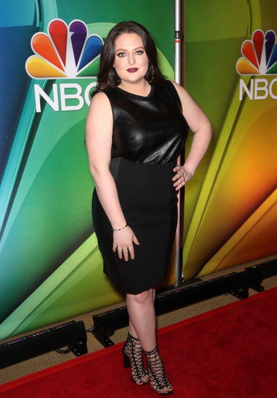 Lauren Ash – NBC Mid-Season Press Day in New York 03/08/2018