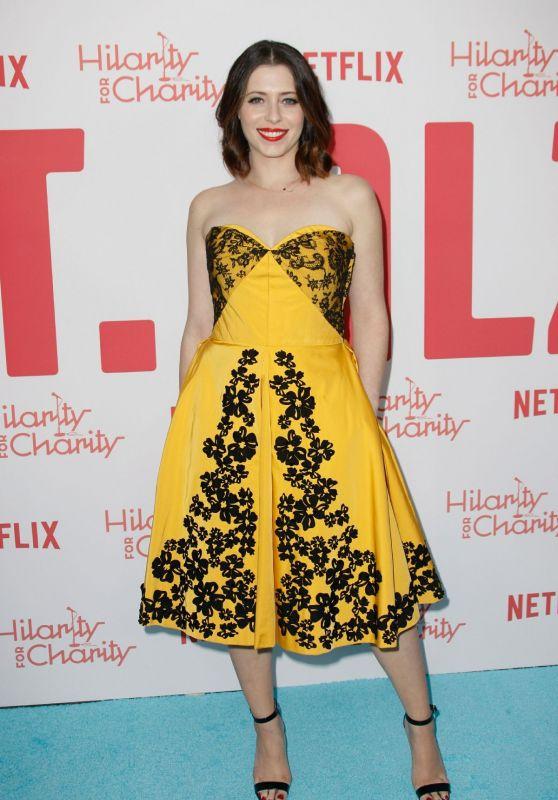 Lauren Miller – Hilarity for Charity's Variety Show in LA