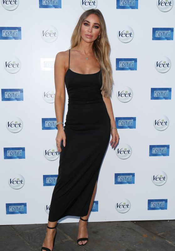 """Lauren Pope – """"The Only Way Is Essex"""" TV Show Premiere in Chigwell"""