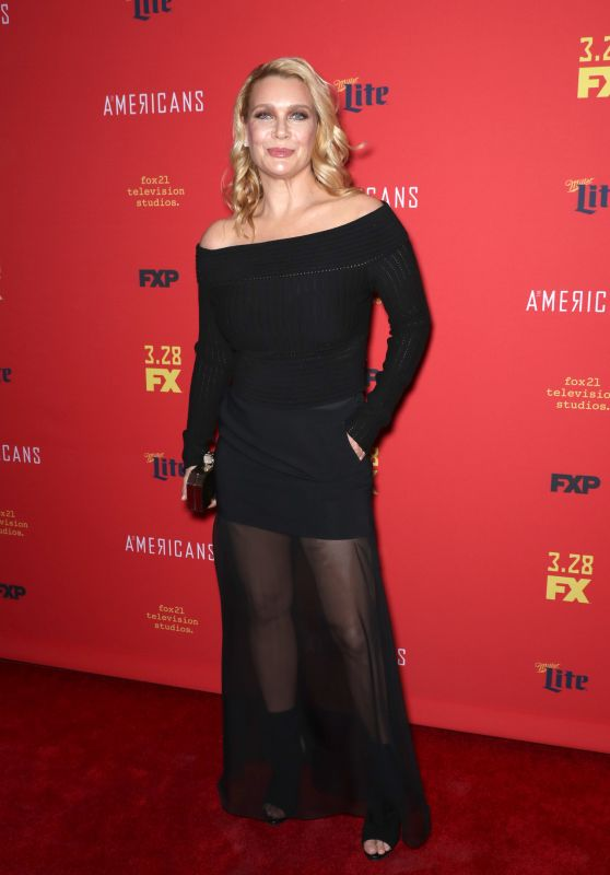 """Laurie Holden -""""The American"""