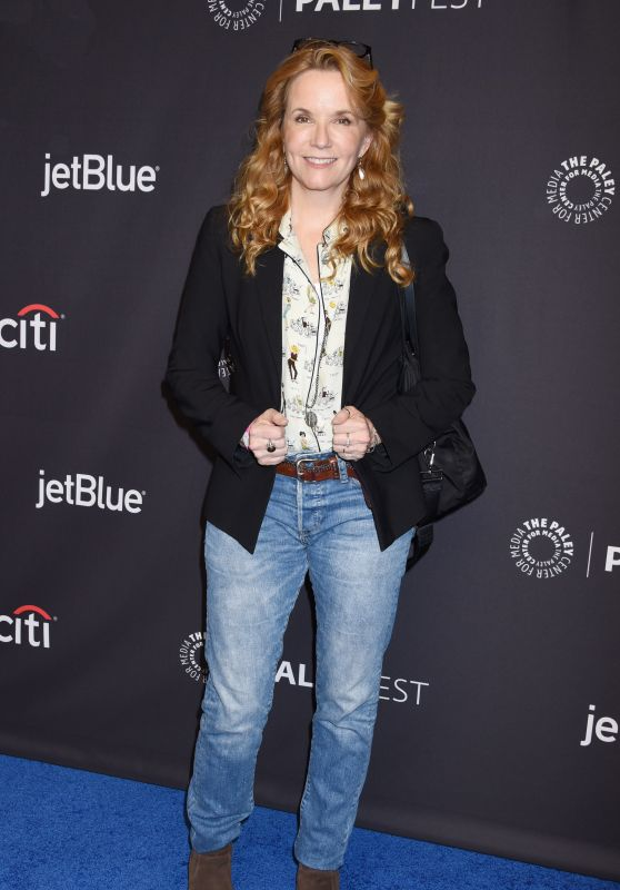"Lea Thompson - ""Mom"" TV Show Presentation at Paleyfest in LA"