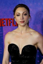 "Leah Gibson -""Jessica Jones"" Season 2 Premiere in NYC"