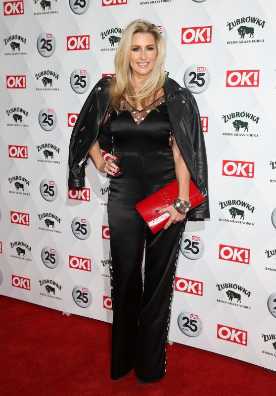 Leanne Brown – OK! Magazine's Party in London 03/21/2018