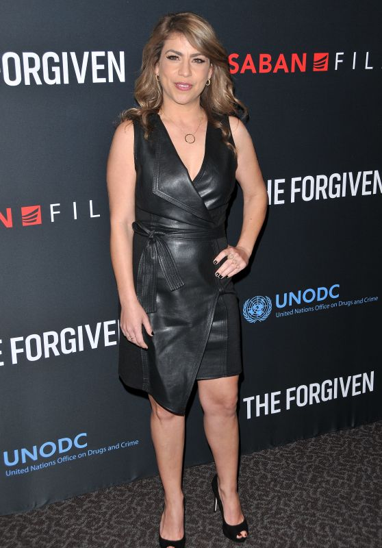 """Lee Broda – """"The Forgiven"""" Premiere in Los Angeles"""