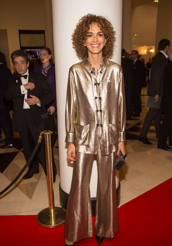 Leila Slimani – Cesar Film Awards 2018 in Paris