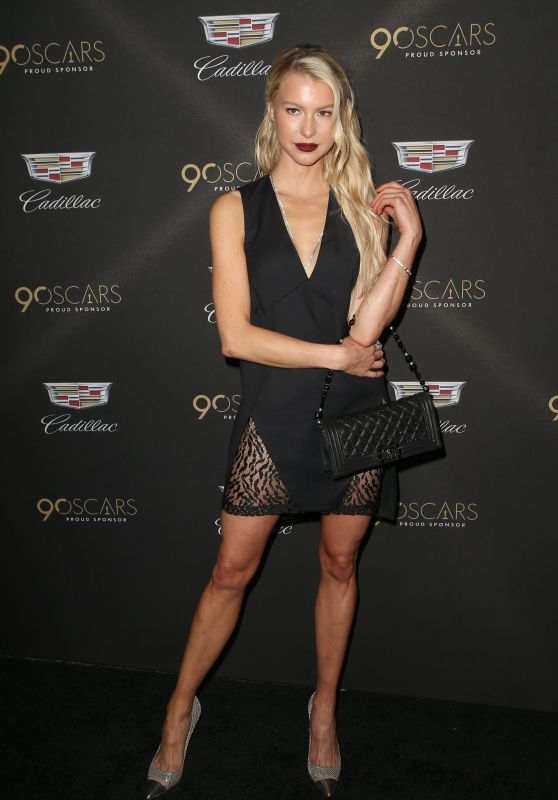 Lexi Atkins – Cadillac Oscar Celebration in LA