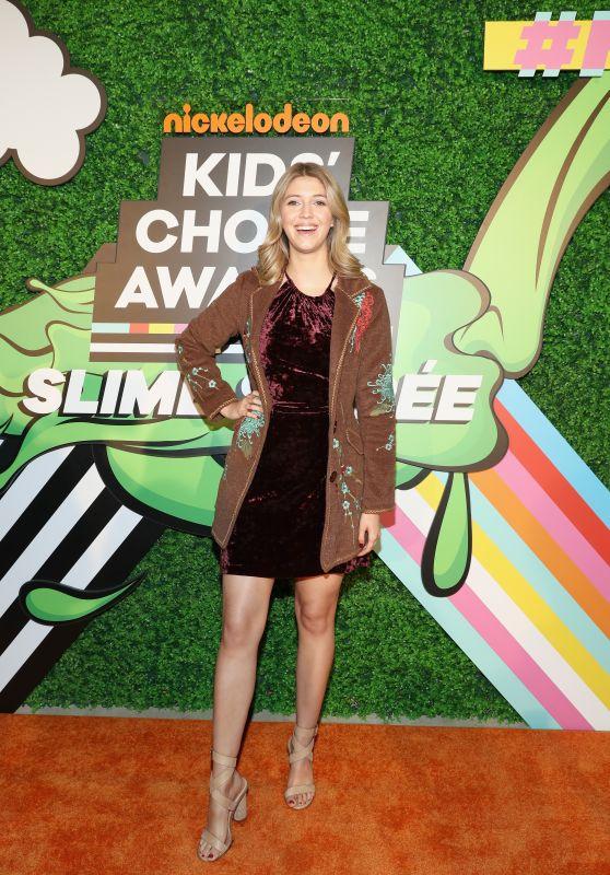 Lexi DiBenedetto – 2018 Kids' Choice Awards