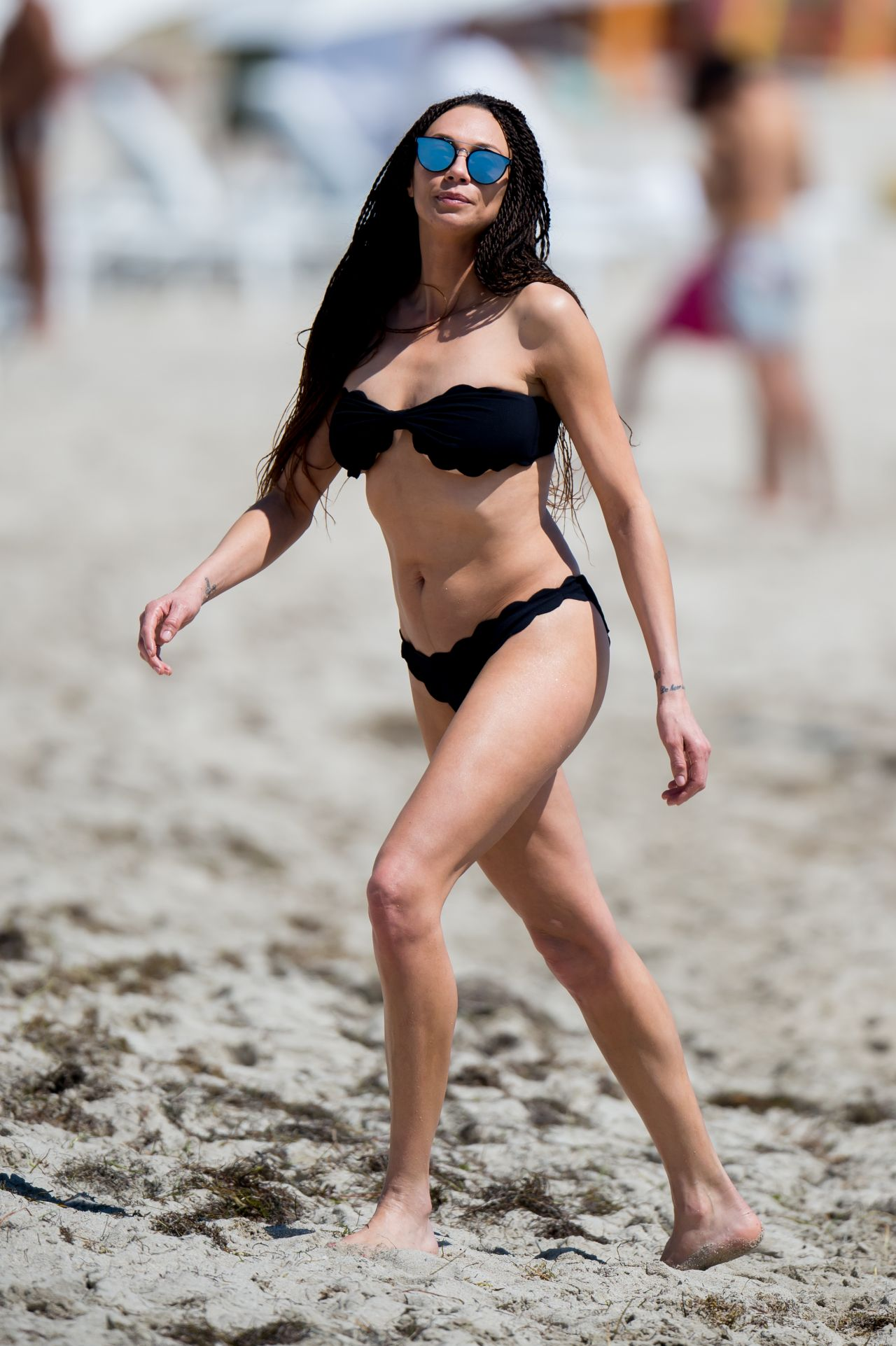 Lilly Becker In Bikini In Miami Beach 03 25 2018