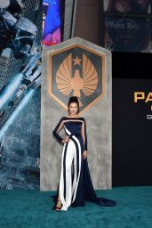 """Lily Ji – """"Pacific Rim Uprising"""" Premiere in Hollywood"""