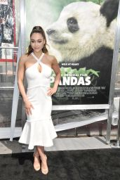 "Lindsey Morgan – ""Pandas"" Premiere in Hollywood"