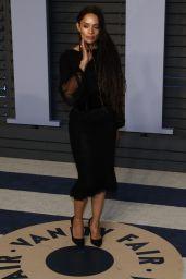 Lisa Bonet – 2018 Vanity Fair Oscar Party in Beverly Hills