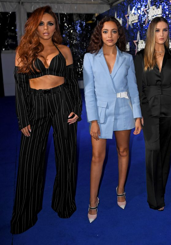 Little Mix - The Global Awards 2018 in London