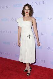 """Lola Kirke - """"Gemini"""" Premiere in Los Angeles 03/15/2018"""