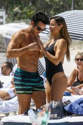 Lola Ponce in Swimsuit - Vacation in Miami 03/23/2018
