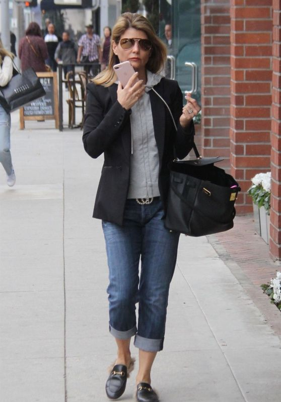 Lori Loughlin - Out in Beverly Hills 03/20/2018