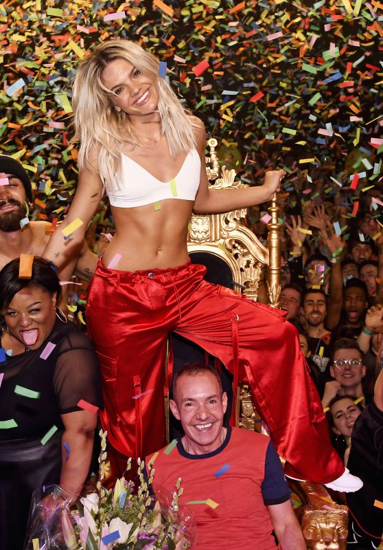 Louisa Johnson - Launches Her New Single YES at G-A-Y in London