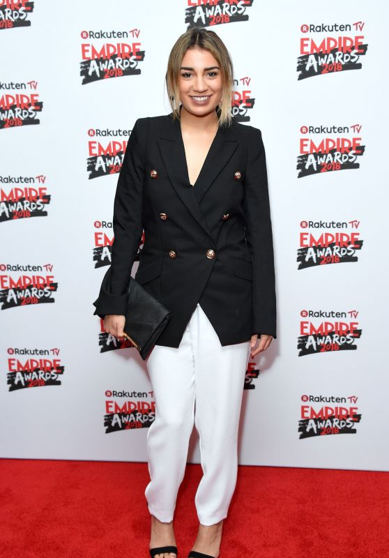 Lucie Shorthouse – 2018 Empire Film Awards in London