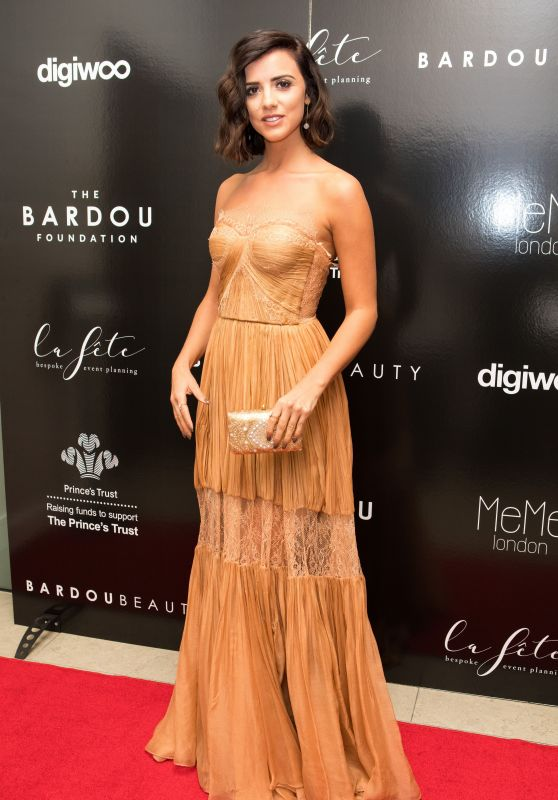 Lucy Mecklenburgh – Bardou Foundation Women's Day Gala in London