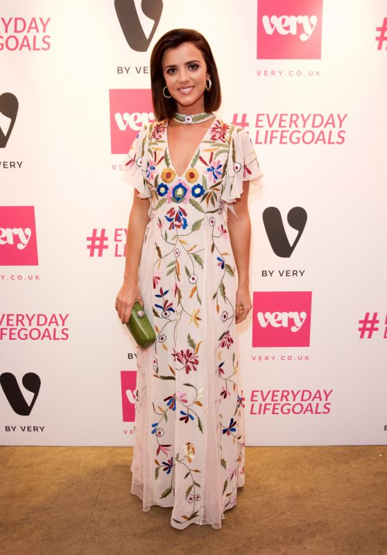 Lucy Mecklenburgh – Georgia Toffolo #Everydaylifegoals Campaign Launch