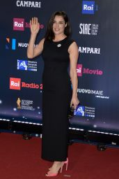 Luisa Ranieri – 2018 David di Donatello Awards in Rome